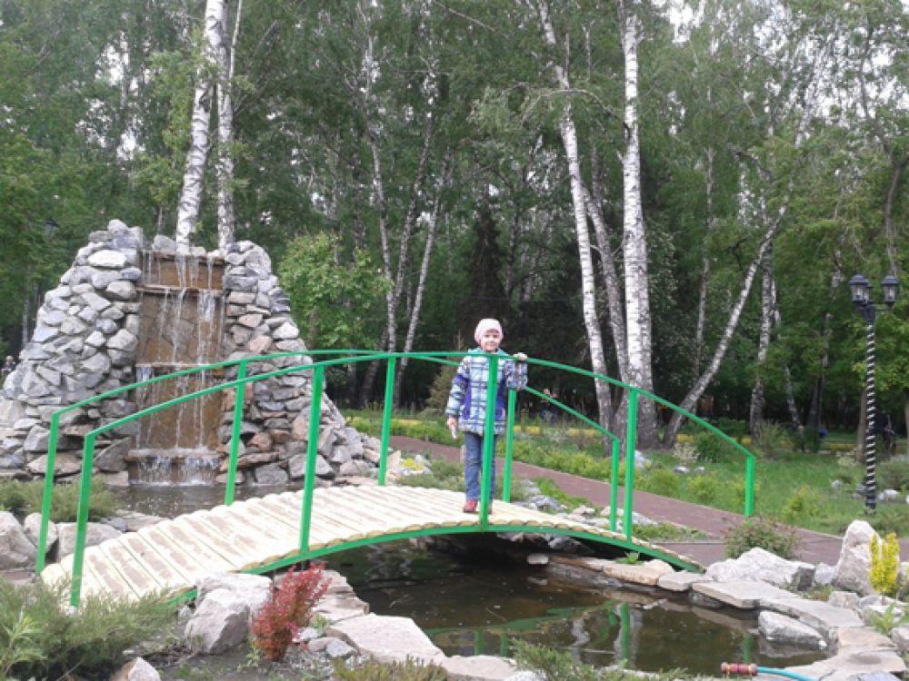 Участник №11 - Таисия Черткова, 7 лет