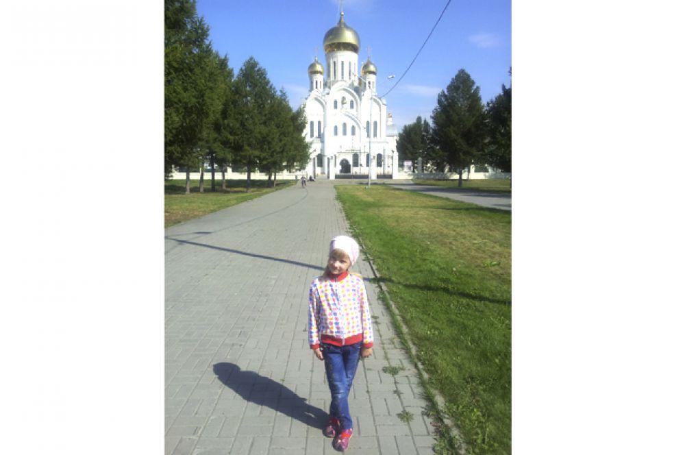 Участник №9 - Дарья Парфёнова, 6 лет