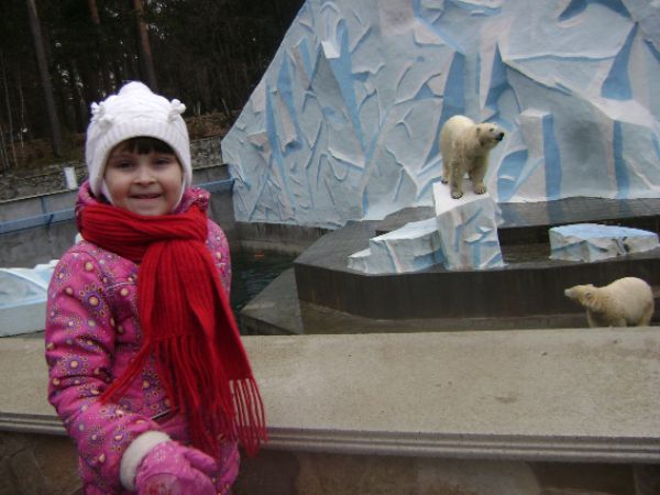 Участник №12 - Вероника Казакова, 6 лет