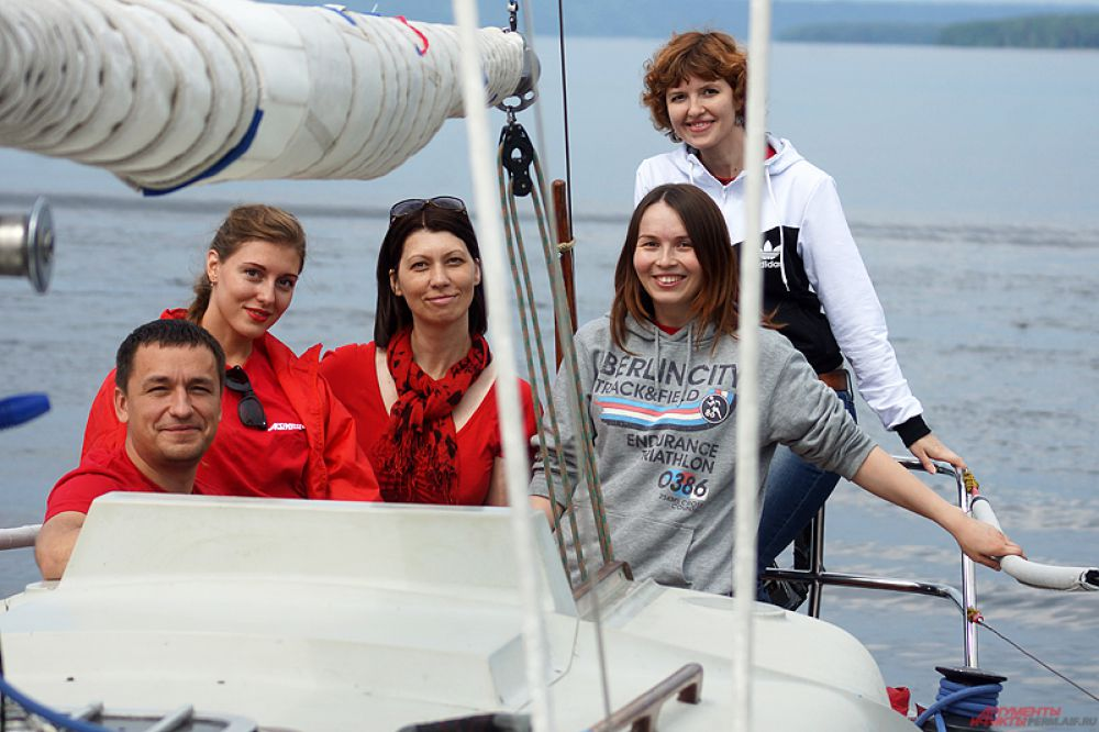 Команда газеты и сайта «АиФ-Прикамье».