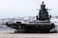 Тяжелый авианесущий крейсер «Адмирал флота Советского Союза Кузнецов».