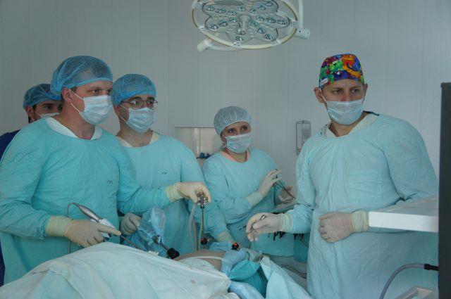 В Екатеринбурге проведут онкологические операции в прямом эфире