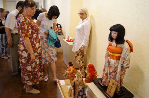 Выставка продлится до 12 июля
