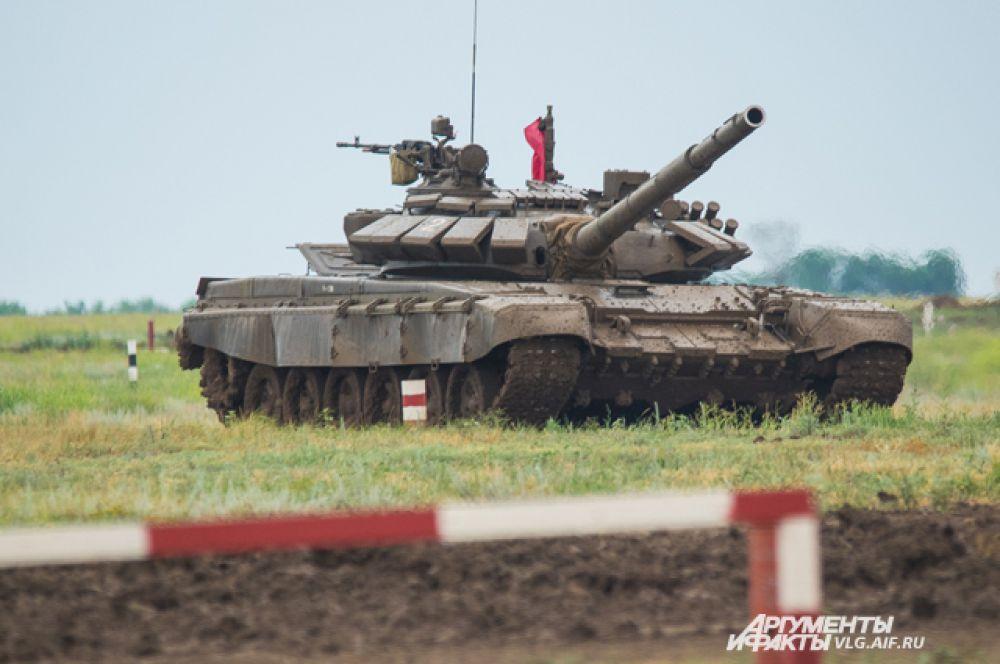 Лучшие экипажи Сухопутных войск будут представлять Россию на «Армейских международных играх» в августе.