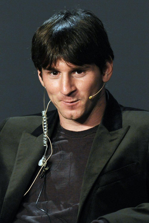 Лионель Месси в 2011 году.