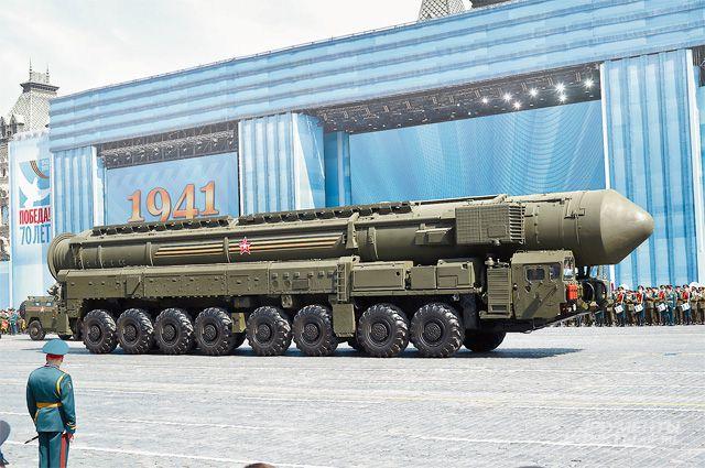 Ракетный комплекс «Ярс» у кого угодно отобьёт охоту нападать на Россию.