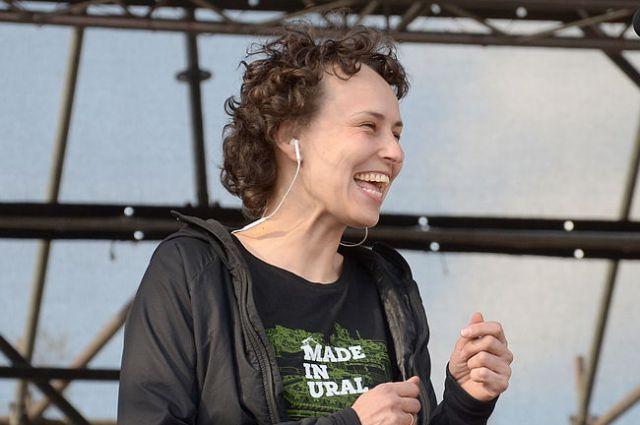 Юлия Чичерина в этом году уже приезжала в Калининградскую область. Она выступила на Дне города в Светлогорске.