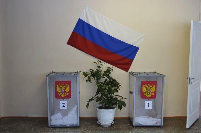 На выборах в Кузбассе пока безлюдно.