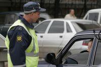 Водитель оказал сопротивление полиции.