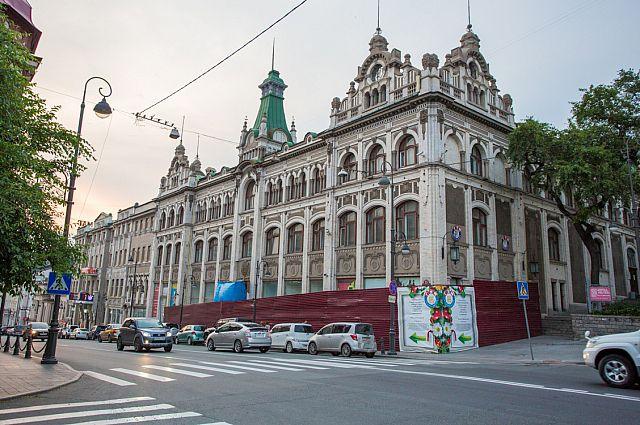 В здании ТД «Кунст и Альберс» теперь разместится Эрмитаж-Владивосток.