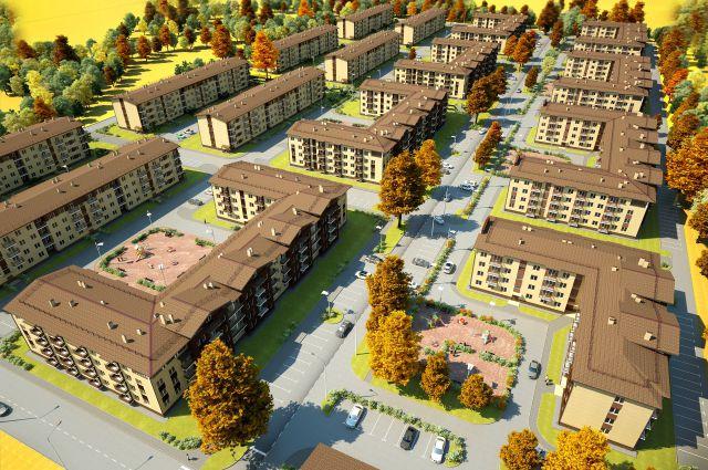 Можно совместить комфорт городской квартиры с преимуществами жизни за городом.