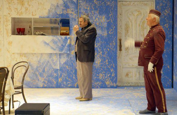 Постановка создана по известной пьесе словацкого драматурга Освальда Заградника.