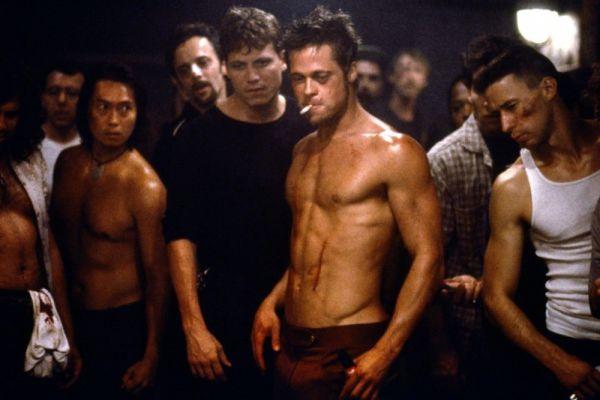 Тайлер Дерден (актер Брэд Питт) из картины «Бойцовский клуб» – на восьмом месте.