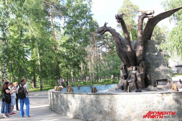 Онлайн викторину о Новосибирске проводит мэрия ко дню города