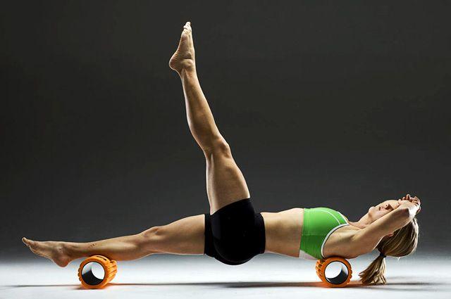 Как расслабить мышцы ног после тренировки