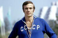 Советский легкоатлет, Олимпийский чемпион по легкой атлетике в тройном прыжке 1968 и 1972 годов Виктор Санеев.