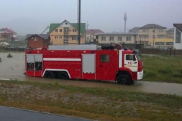 На помощь спасателям Сочи едут их коллеги из нескольких районов Кубани.