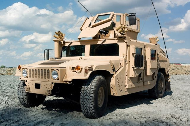 Внедорожник Humvee