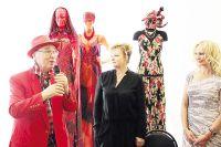 Вячеслав Зайцев сам представил новую коллекцию в Иванове.