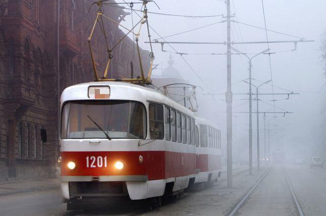 Пять трамвайных маршрутов