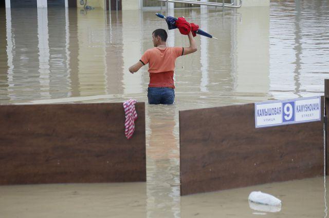 МЧС пообещало завершить работы в Сочи в течение трех суток