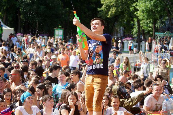 Организатором действа выступило интернет-сообщество «Пермь Активная».