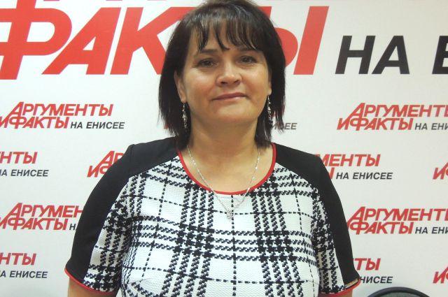 Оксана Василишина, руководитель общественного движения «Поиск пропавших детей - Красноярск»
