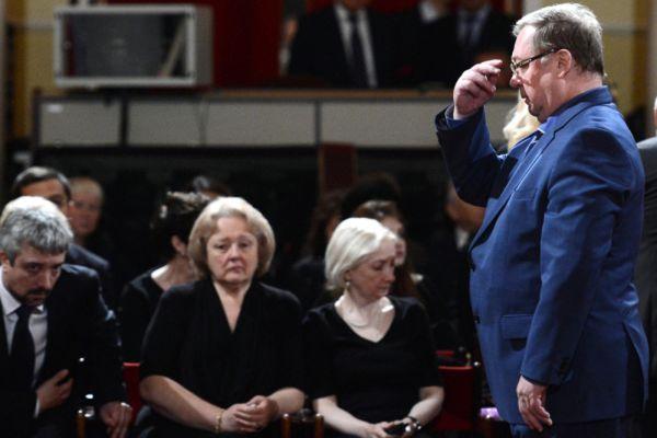 Председатель наблюдательного совета ГК «Фонд содействия реформированию ЖКХ» Сергей Степашин.