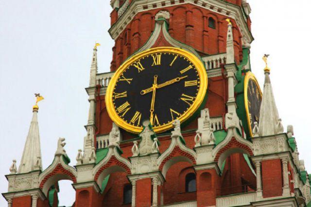 Московское время - не самое точное в стране!
