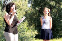 Билеты победительнице вручила генеральный директор «АиФ в Омске» Ольга Сурадеева.