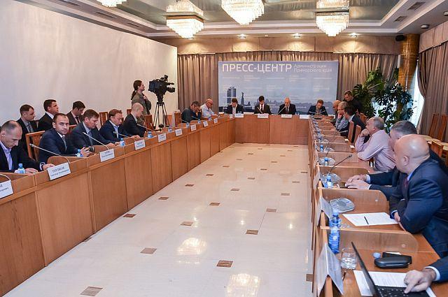 Презентация проекта на Общественном экспертном совете.