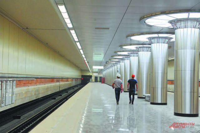 График работы вестибюлей новосибирского метро изменится с 1 июля