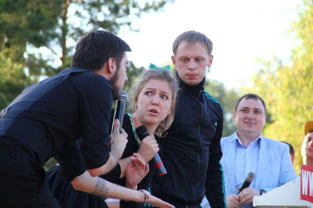 В Омске прошёл Открытый кубок КВН Омской области.