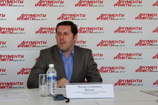 Михаил Жиляев