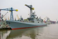 Корабль «Адмирал Эссен».