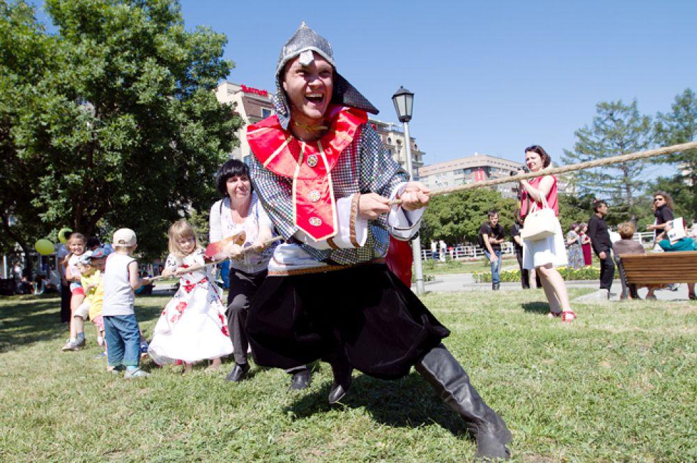 Люди вспомнили не только русские народные традиции, но и обычаи соседних славянских стран.