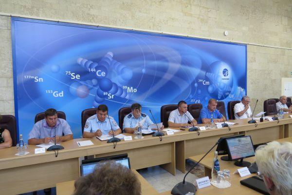 Расширенное совещание по вопросу повышения эффективности антикоррупционной деятельности в Димитровграде прошло  в Президентском зале НКЦ имени Е.П. Славского.