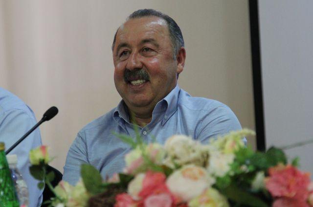 Программу развития футбола презентовал Валерий Газзаев