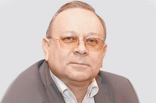 Юрий Свешников.