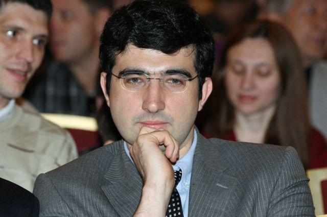 Владимир Крамник.