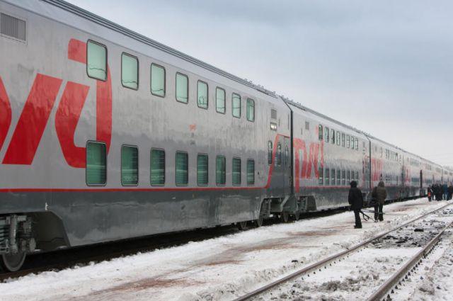 Поезд калининград воронеж