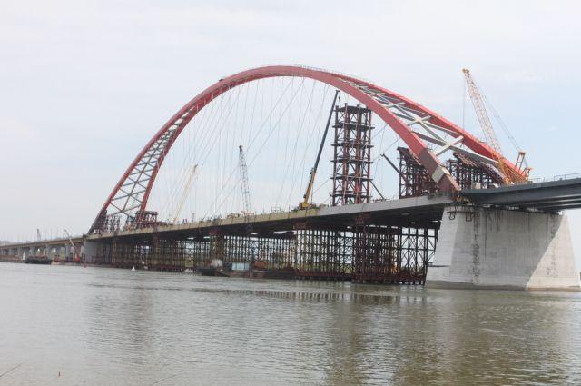 Четвёртый мост в Новосибирске хотят построить китайцы