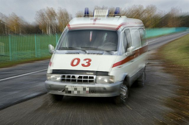 Пострадавший ребёнок был доставлен в больницу.