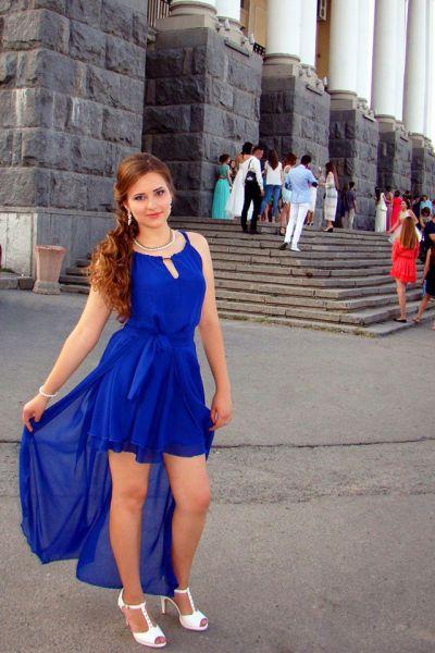 Ольга Крымцева, 18 лет, окончила гимназию №11 города Волгограда, которая входит в список 100 лучших образовательных учреждений России.