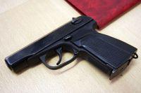 Бизнесмена убили из пистолета Макарова.