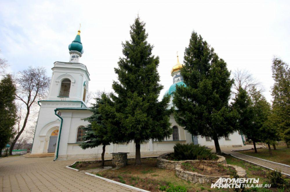 Кочаки. Церковь Николая Чудотворца.