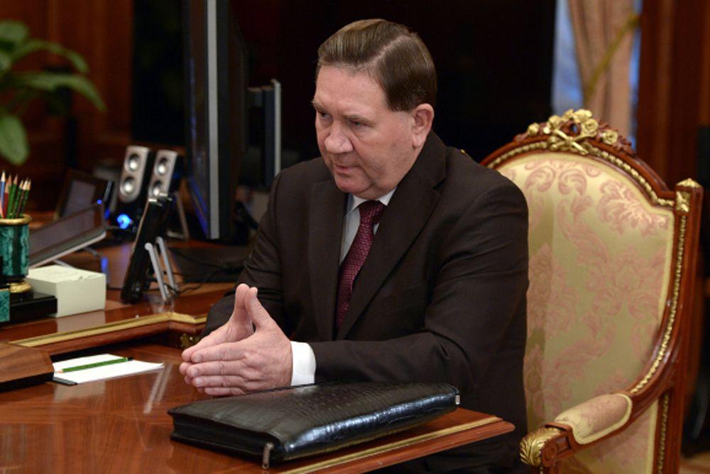Александр Михайлов – губернатор Курской области с 18 ноября 2000 года.