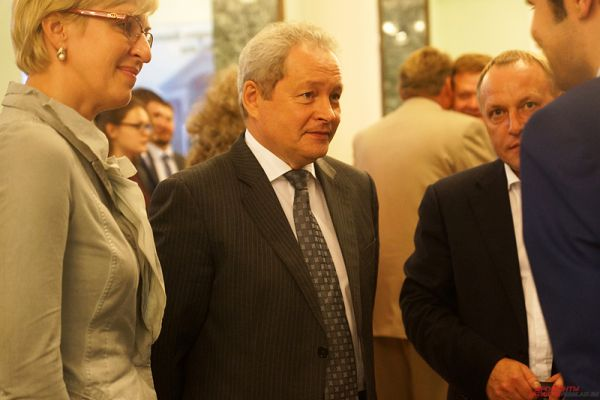 Спектакль посетили представители элиты Прикамья, в том числе и губернатор региона Виктор Басаргин.