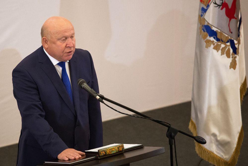 Валерий Шанцев – губернатор Нижегородской области с 8 августа 2005 года.