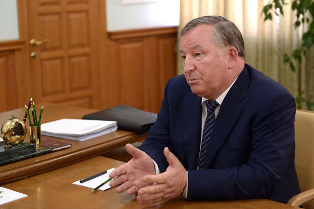 Александр Карлин – губернатор Алтайского края с 25 августа 2005 года.